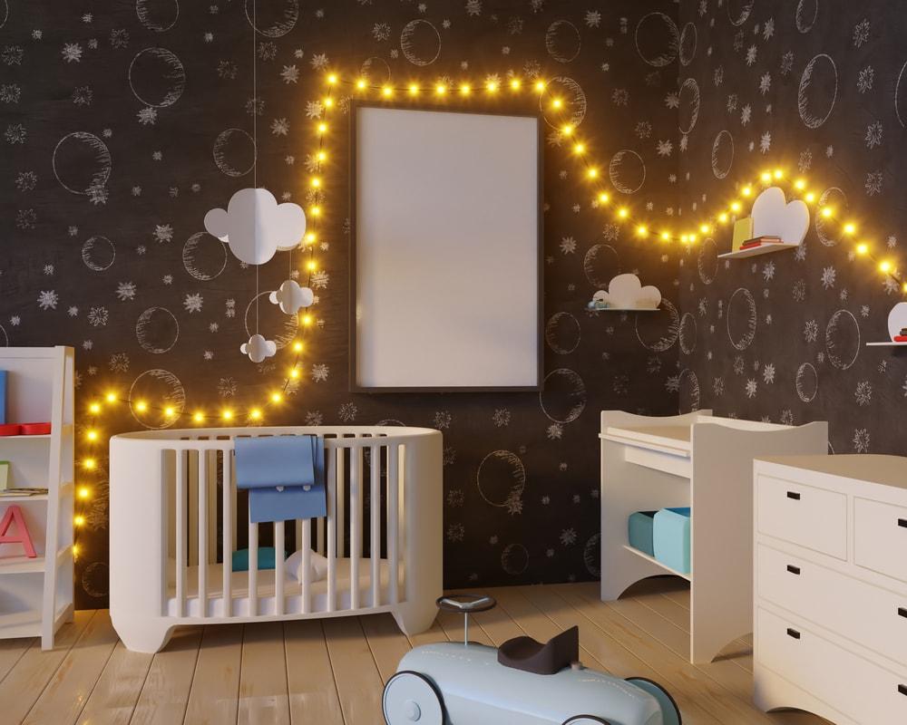 decoração para quarto de criança